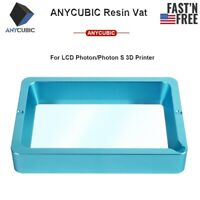 ANYCUBIC Aluminium Resin Tank With FEP Sheet Film Vat For LCD Photon 3D Printer