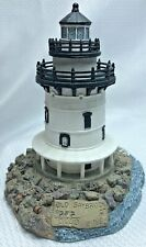 Harbour Lights Hl206 Old Saybrook, Ct #282 of 8500, Coa and original box
