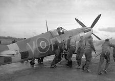 RAF Spitfire Aircraft 6 x 4 Print