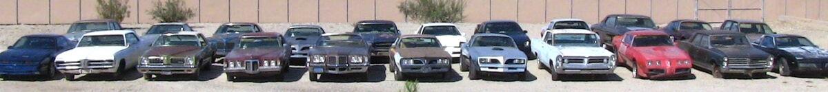 Franks Pontiac Parts