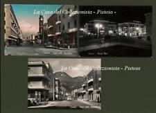 FROSINONE. CASSINO. Tre cartoline formato grande (2 viaggiate 1957-1958).