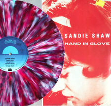 "THE SMITHS/SANDY SHAW -Hand In Glove- Rare German Splatter Vinyl 12"" (Record)"