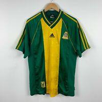 Adidas Australia Soccer Jersey Vintage 1998-2000 Era Size Mens Large Retro