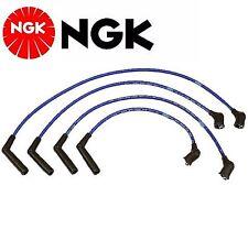 NGK Spark Plug Ignition Wire Set For Mitsubishi Mirage L4 1.5lL 1991-1995