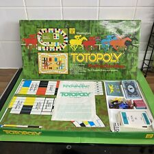 Vintage 1978 Waddingtons Totopoly Board Game Horse Racing | Complete
