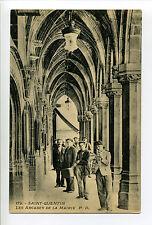 France - Saint Quentin Les Arcades de la Mairie, P.D., people, check out faces