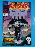 The Punisher final days   #56 Marvel Comic book