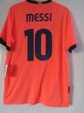 Barcelona Messi 10 2009-2010 lejos BNWT Camiseta De Fútbol Talla XL/43595