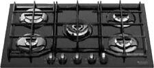 Hotpoint Ariston Piano cottura 5 Fuochi incasso a gas 75 cm Cristallo TQ751CFKGH