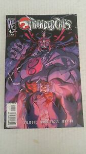 Thundercats #4 of 5 January 2003 Wildstorm DC Comics Gilmore McGuiness VARIANT