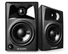 """M-Audio Studiophile AV32 Coppia Monitor Attivi Multimediali con Woofer da 3"""""""
