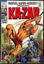 Marvel Super-Heroes #19 VFN