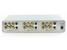 Shinybow SB-5430 4x2 Compuesto/ S-VIDEO/ Audio Routing Interruptor ( Ir )
