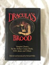 Dracula's Brood Selected and Introduced by Richard Dalby, Book Club