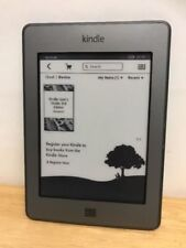 Amazon Kindle Touch D01200 (4th Generation) 4GB, Wi-Fi 6in-Silver -
