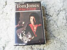 Tom Jones What A Night Cassette