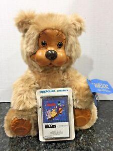"Robert Raikes 0riginals ""Kevi Bear"" by Applause 1988"