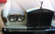 65 to 80 ROLLS ROYCE SILVER SHADOW FRONT GRILL WITH FLYING LADY