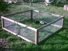 Auslauf Gehege Freilauf Kaninchen