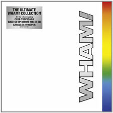 Wham! The Final - Greatest Hits - Best Of - CD - NEW 5*