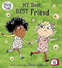 Charlie and Lola My Best Best Friend-ExLibrary