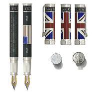 David Oscarson Limited Edition Magna Carta Black Fountain Pen