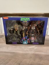 NECA TMNT Teenage Mutant Ninja Turtle The Secret of The Ooze Tokka and Rahzar