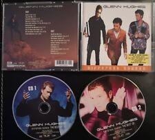 Glenn Hughes - Different stages CD 2002