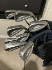 New listing Tommy Armour 845s Silver Scot Iron Set Golf Club