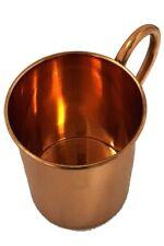 100% COPPER MUG ~ New Age Imports, Inc. - Solid Copper Moscow Mule Mug Classic D