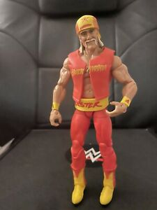 WWE Mattel Figure Lot Hall Of Fame Elite Hulk Hogan HOF Wrestling