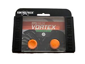 KontrolFreek Vortex Thumbsticks for Xbox One Series X/S Orange FPSFreek New