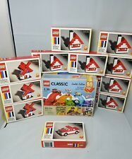 12 LEGO Classic 60th Anniversary Limited Edition 4000028 4000029 4000030 10715