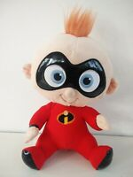 """Disney Store The Incredibles  Baby Jack Jack 8.5""""High  Seated soft plush toy"""