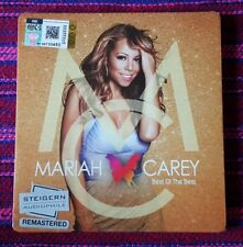 Mariah Carey ~ Best ( Steigern Audiophile Remastered ) ( Malaysia Press ) Cd