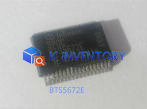 5pcs Common vulnerable parts for BTS5672E automobile computer board  new