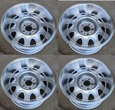 "PICK UP N CALIFORNIA Mopar Cast Aluminum Rallye Wheels 17"" 17x8 17x9 Staggered"