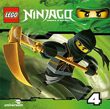 CD * LEGO NINJAGO : MEISTER DES SPINJITZU (CD 4) # NEU OVP §