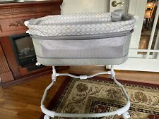 Ingenuity Dream & Grow Bedside Bassinet . Gently Used With Original Box.