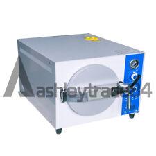1.5KW 24L Medical Autoclave Steam Sterilizer Dental Lab Sterilizer 0.22Mpa 220V