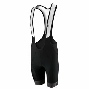 NEW! Louis Garneau Pro Power 3 Men's Cycling Bib Shorts Color Black/Grey Small