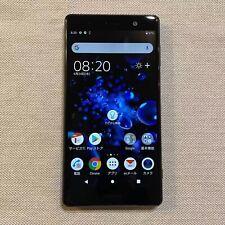 Sony SOV38 Xperia XZ2 Premium Senza SIM Sbloccato Nero