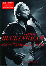 LINDSEY BUCKINGHAM songs from the small machine DVD + CD NEU OVP/Sealed