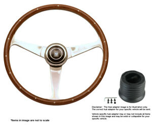 Nardi Anni 50 380mm Steering Wheel + MOMO Hub for Toyota 5038.39.3000 + 7714