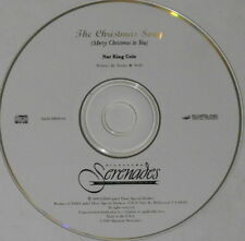 Nat King Cole  The Christmas Song  U.S. cd
