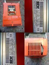 SEW Movitrac 1006-403-4-00 No. 825527X Out: I=2,0A AC P=1, 4kVA