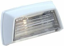 attwood Corporation 6325-3 White Courtesy Light Surface Mount
