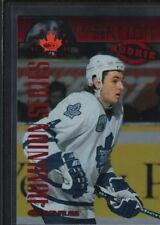 D. J. SMITH 1997/98 DONRUSS CANADIAN ICE #142 DOMINION MAPLE LEAFS SP #135/150