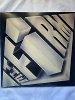 "THE FIRM-The Firm- 12"" Vinyl Record LP - EX"