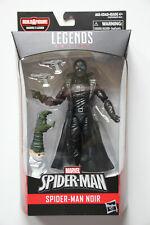 Marvel Legends Spider-man Noir Lizard BAF Wave New Sealed - PLEASE READ!
